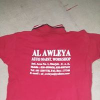 Al Awleya Auto Maintenance Workshop