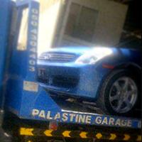 Palestine Garage