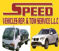 Speed Vehicles Repairing & Tow Services LLC