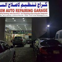 Tanzeem Auto Garage