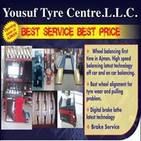 Yousuf Tyre Center