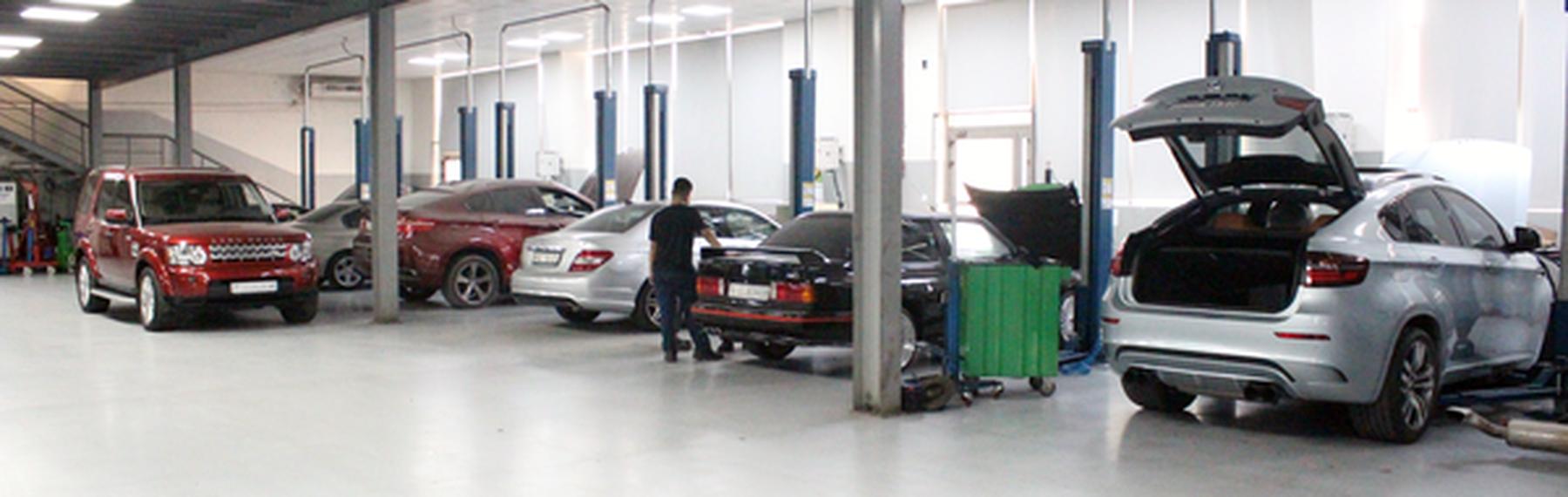 Car Repair & Service Workshop Munich Motor Works Supplier in  Dubai