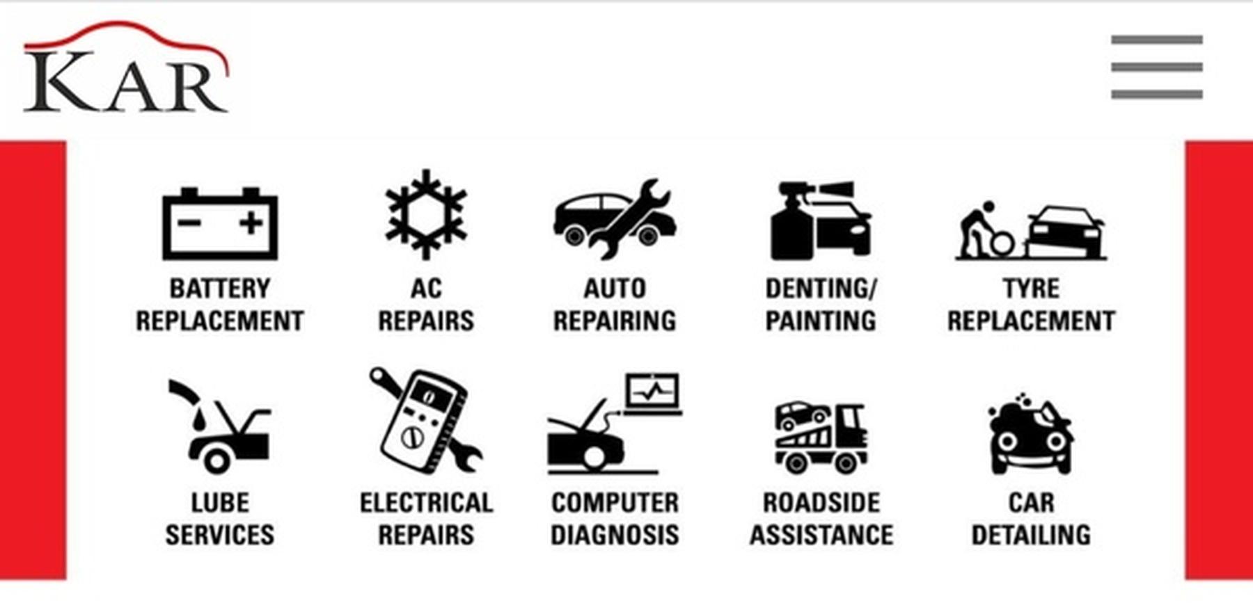 Car Repair & Service Workshop Carfixin Supplier in  Dubai